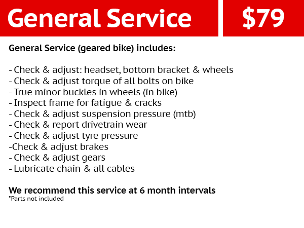bike mechanic tweed heads